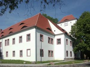 Altranstadt Schloss